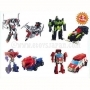 TF Animated Super Collection Vol. 1 carton of 6 Pre-Order