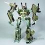 Transformers United EX01 Combat Master Prime Mode
