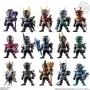Converge Kamen Rider PB09 Kamen Rider Ryuki Set Ltd