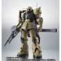 Robot Spirits MS-06F Zaku Mine Layer Ver A.N.I.M.E. Ltd Pre-Orde