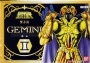 Saint Seiya Gold Cloth Gemini