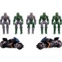Diaclone DA-18 Big Powered Dia-Nauts Set IMS Ver Ltd Pre-Order
