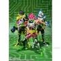 S.H. Figuarts Kamen Rider EX-Aid Mighty Action X Beginning Set