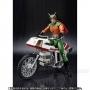 S.H. Figuarts Kamen Rider Skyrider & Skyturbo Set  Ltd