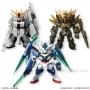 Converge Core v Gundam/Banshee Norn/ 00 Qan[T] Set Ltd