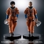 HG Space Brothers Figure Hibito & Mutta Nanba Ltd