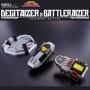 Super Sentai Artisan Degitaizer & Battleraizer Ltd