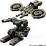 Diaclone DA-16 Powered System Cosmo Marines Armament Set Ltd Pre