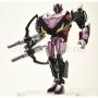Transformers Animated Black Rodimus Mag. Excl. Ltd