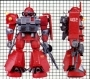 HCM #13 1/144 Johnny Ridden's Zaku II MS-06R-2
