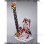 Metal Build Powered Red & 150 Gerbera Straight Set Ltd