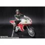 S.H. Figuarts Kamen Rider New 1 & New Cyclone