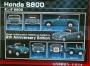 Toys Dream Project Choro Q & Tomica Honda S800 Ltd