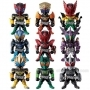 Converge Kamen Rider PB05+06+07 Set Ltd