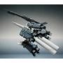 Metal Robot Spirits S Gundam Option Parts Booster Unit Ltd