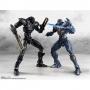 Robot Spirits Side Jaeger Siberia Confrontation Set Ltd
