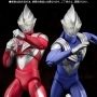 Ultra-Act Ultraman Tiga Sky Type & Power Type Ltd