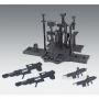 MG 1/100 Weapon & Armor Hanger Ltd