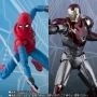 S.H. Figuarts Spider-Man & Ironman Mk-47 Ltd Pre-Order