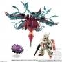 FW Gundam Converge Heavy Gun & Lafressia Option Part Set Ltd Pre