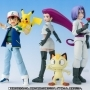S.H. Figuarts Satoshi and Team Rocket Ltd