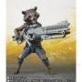 S.H. Figuarts Rocket Raccoon Avengers Infinity War Ltd