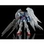 RG 1/144 Wing Gundam Zero EW & Drei Zwerg Titanium Finish Ltd