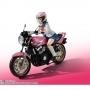 S.H. Figuarts Sakura Hane & CB400SF