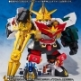 Ganso SD Gundam World Five Kikoushin Set Ltd Pre-Order