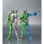 S.H. Figuarts Kamen Rider W CycloneTrigger & CycloneMetal