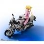 S.H. Figuarts Rin Suzunoki (Rider Suit) & GSX400S Katana
