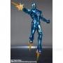 S.H. Figuarts Iron Man Mark 3 Blue Stealth Color Ltd
