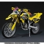 S.H. Figuarts Kamen Rider Lazer Bike Gamer Level 2 Ltd
