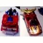 Transformers Henkei Clear Optimus Prime & Rodimus Web Ltd