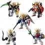 FW Gundam Converge Core Gundam W EW Op Meteor Set Ltd