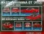 Toys Dream Project Tomica & Choro Q Mazada Savanna GT RX3 Ltd